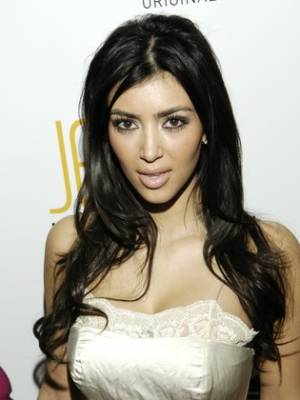 the amazing kim kardashian act